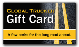 Global Trucker Gift Card