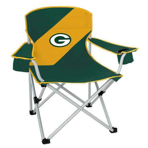 Green Bay Packers NFL Mammoth/Big Boy Folding Tailgating Arm Chair