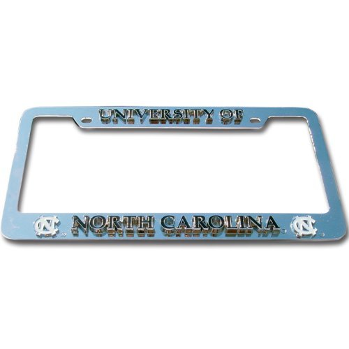 North Carolina Tar Heels License Plates - North Carolina Tar Heels ...