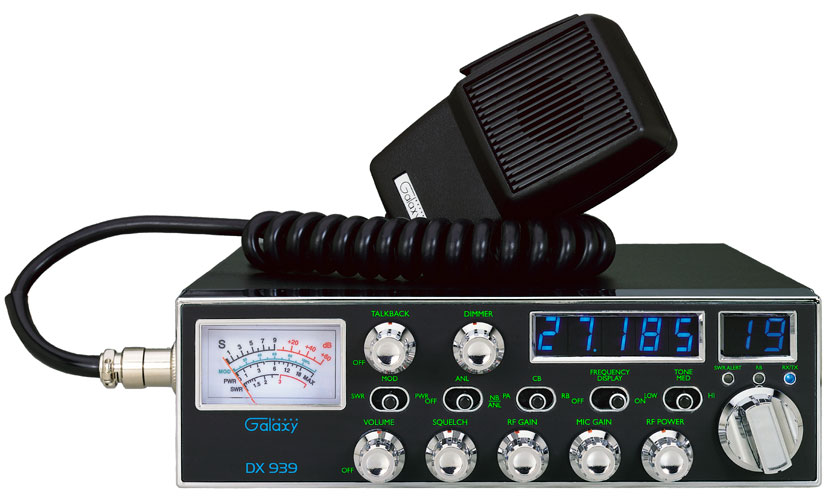 Cb Frequency Counter : Galaxy radios dx cb radio