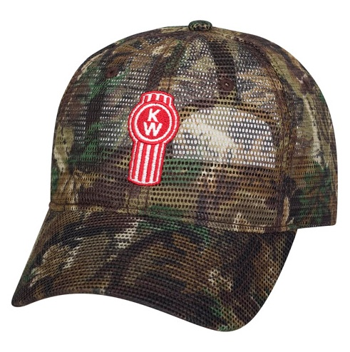 International Trucks For Sale >> Kenworth All Mesh Camouflage Camo Hat - Kenworth All Mesh Camouflage Camo Hats - Kenworth ...