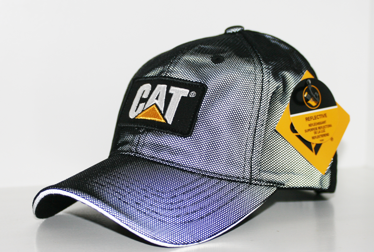 Cat Hats Cat Caps Cat Reflective Workwear Mesh Caps