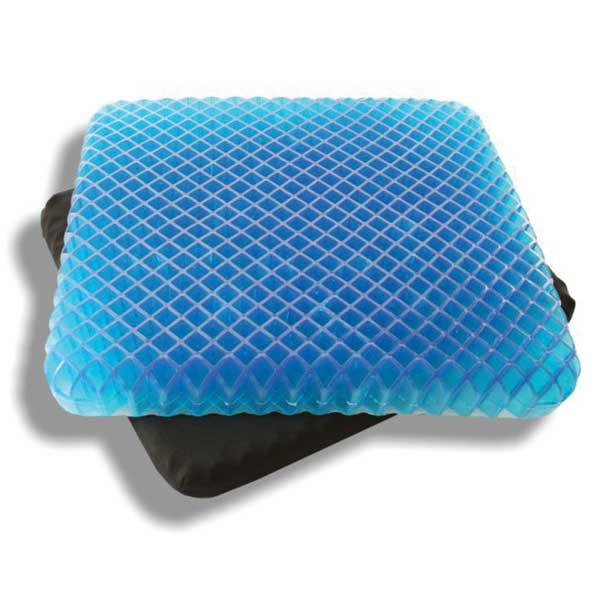 More imagesOrthopedic Lumbar Cushions   Trucker Seat Cushions   Wondergel  . Gel Chair Pads And Cushions. Home Design Ideas