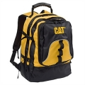 Caterpillar CAT Yellow and Black Backpack