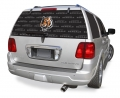 "Cincinnati Bengals NFL Logo """"Rearz"""" Back Windshield Graphic/Decal"