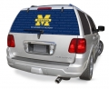 "Michigan Wolverines NCAA Logo Glass Tatz """"Rearz"""" Back Windshield Graphic/Decal"