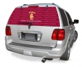 "USC Trojans NCAA Logo """"Rearz"""" Back Windshield Decal"