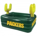 Green Bay Packers Inflatable Field Swimming Pool