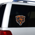 "Chicago Bears Glass Tatz NFL Logo ""CUTZ"" Side Windshield Graphic/Decal"