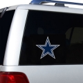 "Dallas Cowboys Glass Tatz NFL Logo ""CUTZ"" Side Windshield Graphic/Decal"