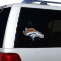 "Denver Broncos Glass Tatz NFL Logo ""CUTZ"" Side Windshield Graphic/Decal"