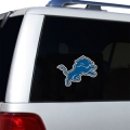 "Detroit Lions NFL Logo Glass Tatz ""CUTZ"" Side Windshield Graphic/Decal"
