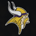 "Minnesota Vikings Glass Tatz NFL Logo ""CUTZ"" Side Windshield Graphic/Decal"