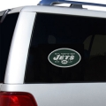 "New York Jets Glass Tatz NFL Logo ""CUTZ"" Side Windshield Graphic/Decal"