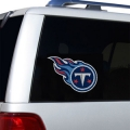 "Tennessee Titans Glass Tatz NFL Logo ""CUTZ"" Side Windshield Graphic/Decal"