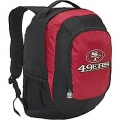 San Francisco 49ers NFL School Backpack