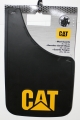"Caterpillar CAT 9"" x 15"" Mud Flaps/Splash Guards for Cars & Light Duty Trucks"