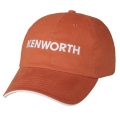 Kenworth Burnt Orange Sandwich Cap