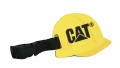 Caterpillar Equipment CAT Hard Hat Luggage Tag