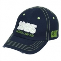 Caterpillar CAT Boys' Blue Kids Cap