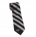 Caterpillar CAT Mens Silk Tie