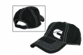 Cummins Diesel Contrast Stitch Black Cap