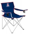 Arizona Wildcats NCAA Deluxe Nylon Tailgate Chair