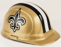 New Orleans Saints NFL OSHA Approved Hard Hat
