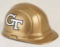 Georgia Tech Yellow Jackets NCAA OSHA Approved Hard Hat