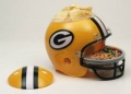 Green Bay Packers NFL Snack Helmet by Wincraft