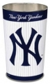 "New York Yankees MLB 15"" Pinstripe Tapered Wastebasket"
