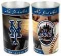 "New York Mets MLB 15"" Tapered Wastebasket"