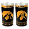 "Iowa Hawkeyes NCAA 15"" Tapered Wastebasket"