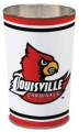 "Louisville Cardinals 15"" Tapered Wastebasket"