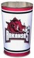 "Arkansas Razorbacks NCAA 15"" Tapered Wastebasket"
