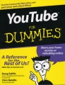 YouTube For Dummies Book