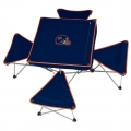 Chicago Bears NFL Portable Tailgating Table with Stools