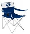 BYU Cougars NCAA Canvas Tailgate Chair