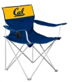Cal-Berkeley Bears NCAA Deluxe Canvas Tailgate Chair