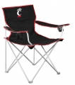 Cincinnati Bearcats NCAA Deluxe Nylon Tailgate Chair