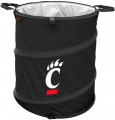 Cincinnati Bearcats NCAA Collapsible Trash Can