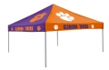 Clemson Tigers Tailgating Canopy Party Tents-FREE SHIPPING