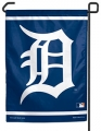 "Detroit Tigers 11"" x 15"" MLB Garden Flag"