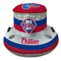 Philadelphia Phillies MLB Inflatable Floating Beach Cooler