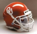 Oklahoma Sooners NCAA Authentic Full Size Helmet