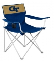 Georgia Tech Yellow Jackets NCAA Deluxe Nylon Tailgate Chair