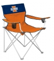Illinois Fighting Illini Big Boy Tailgating Lawn Chair