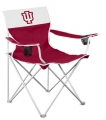 "Indiana Hoosiers ""Big Boy"" Tailgating Lawn Chair"
