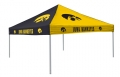 Iowa Hawkeyes Tailgating Canopy Party Tents-FREE SHIPPING