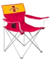 Iowa State Cyclones NCAA Canvas Tailgate Chair